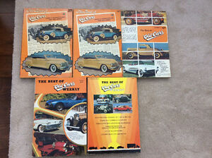 For Sale: Vol. 1-4 set of The Best of Old Cars Weekly