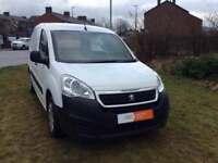 2016 16 Peugeot Partner 1.6HDi ( 92 ) 850 2015MY Professional L1 van for sale
