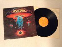 Boston More Then A Feeling Vinyl Album
