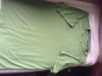 Under Armour green T- shirt size M