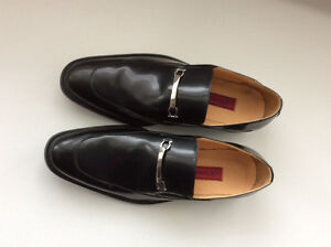 NEW Black Leather shoes