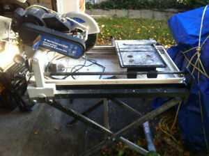 10 inch tile saw
