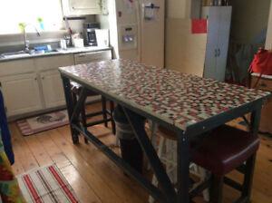 Large kitchen island REDUCED
