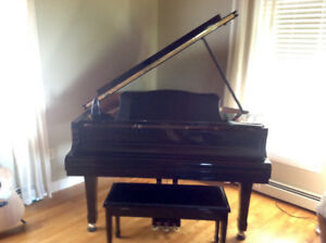 Yamaha Grand Piano C2