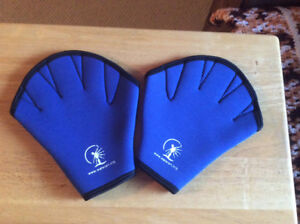 Aqua Fitness Water Mitts - (Lynn Valley)
