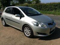2007 Toyota Auris 2.0 D-4D TR 5dr 80,000 MILES ONLY, 2 OWNERS, TWO KEYS
