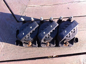 Coil packs off 3.1 cyl used but in great shape