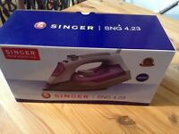 Singer iron for sale