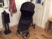 Baby Jogger City Mini - 4 Wheel + Accessories For Sale