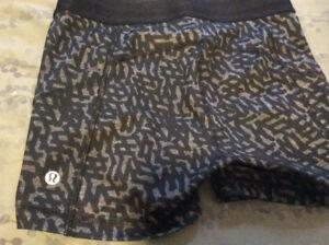 Lulu Lemon volleyball shorts