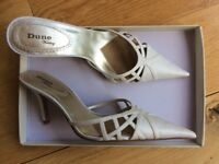 DUNE Wedding Shoes BRAND NEW