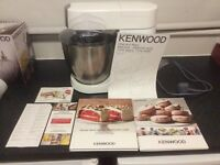 Kenwood Major Premier KM710 with additional power whisk