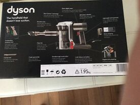 Dyson handheld vacuum ** price reduced **