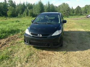 2006 MAZDA 5 AUTOMATIC, 158KM SAFETY AND E-TESTED