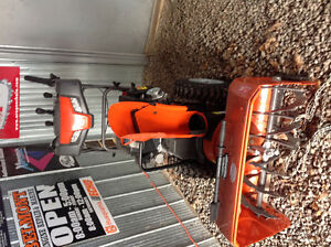Last Two Husqvarna Snowblowers on sale