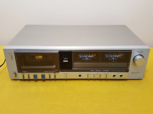 Fisher Studio Standard CR-125 Dolby Stereo Cassette Tape Deck