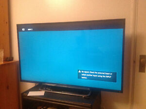 "Sony Bravia 50"" as new in the original package"