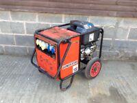 Haverhill 5KVA Lister diesel generator