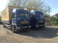 IVECO 180E24 18 TON GROSS CURTAINSIDE BODY BARN DOORS LOW KMS