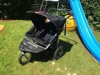 Out and about nipper double buggy