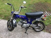 Sky max pro 125cc monkey bike 2013