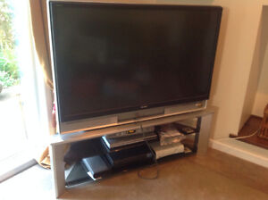 """55"""" Sony HDMI TV and Stand"""