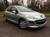 Peugeot 207 1.4HDI 70 ( a/c ) S New Mot £30 Tax Cheap Small Car