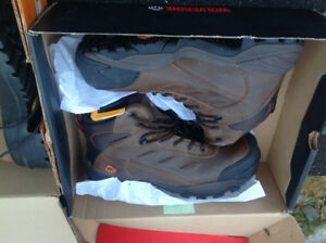 Men's work boots size 8