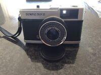 For sale, Olympus trip 35mm circa 1978 and Olympus AZ-300 Super Zoom