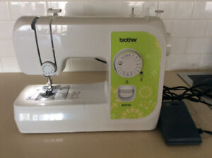 Brother Sewing Machine. - JX1714