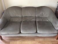 For sale - G plan 3 seater sofa & 2 chairs