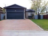 Beautiful bungalow with fully developed basement