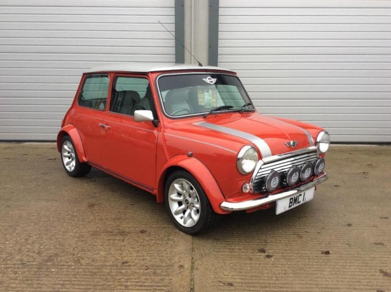 2000 Rover Mini 1 3 I Cooper Sport 2dr In Norwich