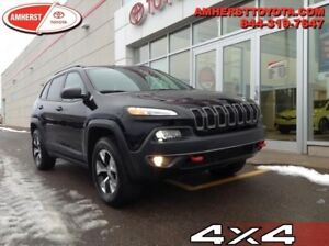 2017 Jeep CHEROKEE TRAILHAWK UPGRADE Trailhawk Plus Pkg