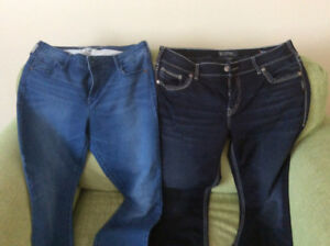 Silver Jeans/Old Navy Jeans