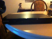 Samsung Blu-Ray player with Blu-Ray DVDs