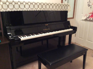 Yamaha Upright Piano for SALE!!!