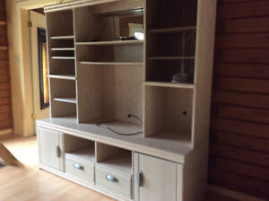 Wall Unit for sale quick!