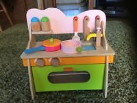 Play kitchen NOW SOLD