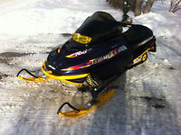 Skidoo and Skidoo parts forsale