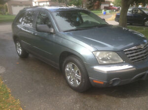 2007 Chrysler Pacifica Touring SUV,