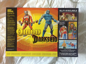Darkseid and Orion DC Direct figures! Kitchener / Waterloo Kitchener Area image 2