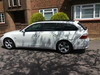 BMW 5 series 2009 model estate lci automatic 3.0 diesel very rare spec looks drives Pefect 1 owner