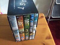 Lost boxset