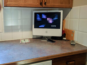 """iMac 17"""" - 2Gb RAM, Fresh install of Lion and iTunes 12"""