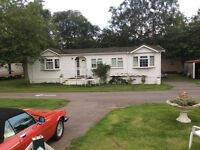 Modern 3 bed chalet fully equipped 5 mouth long term let