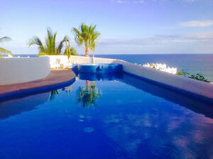 Los Cabos 180 degree ocean View, sells out quick every year!!!