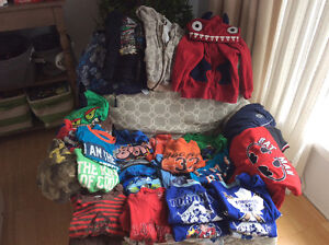 Clothes lot - 3T