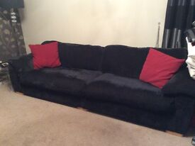 Long sofa in good condition for sale