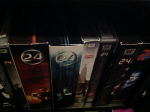 24 COMPLETE SERIES